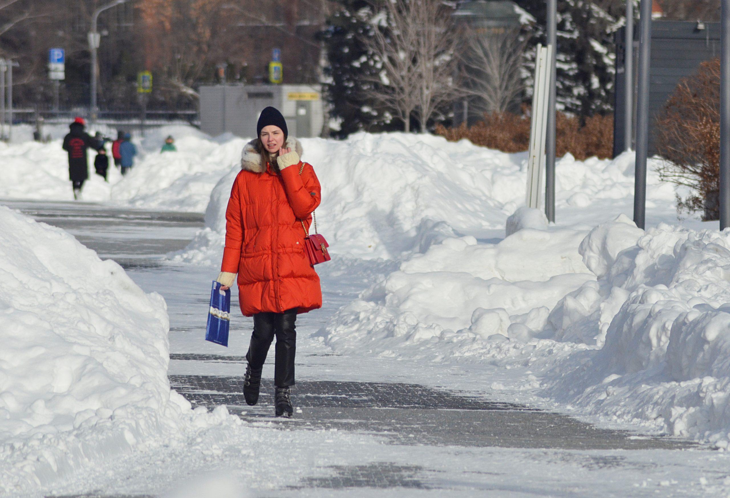 Синоптики рассказали о погоде в Москве в понедельник