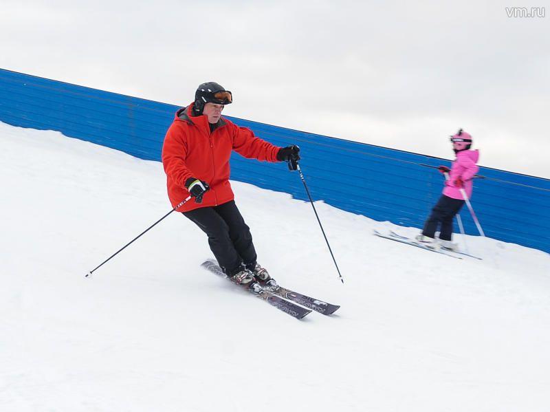 Высоту горнолыжного склона в Новой Москве могут потребовать уменьшить