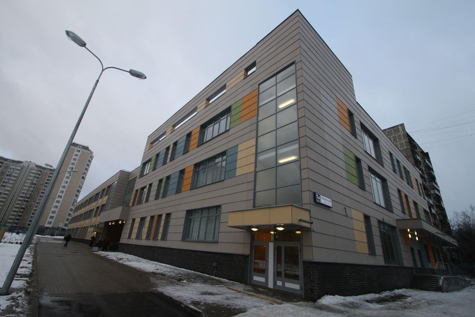 Строительство новой школы запланировали в Щаповском. Фото: Антон Гердо, «Вечерняя Москва»