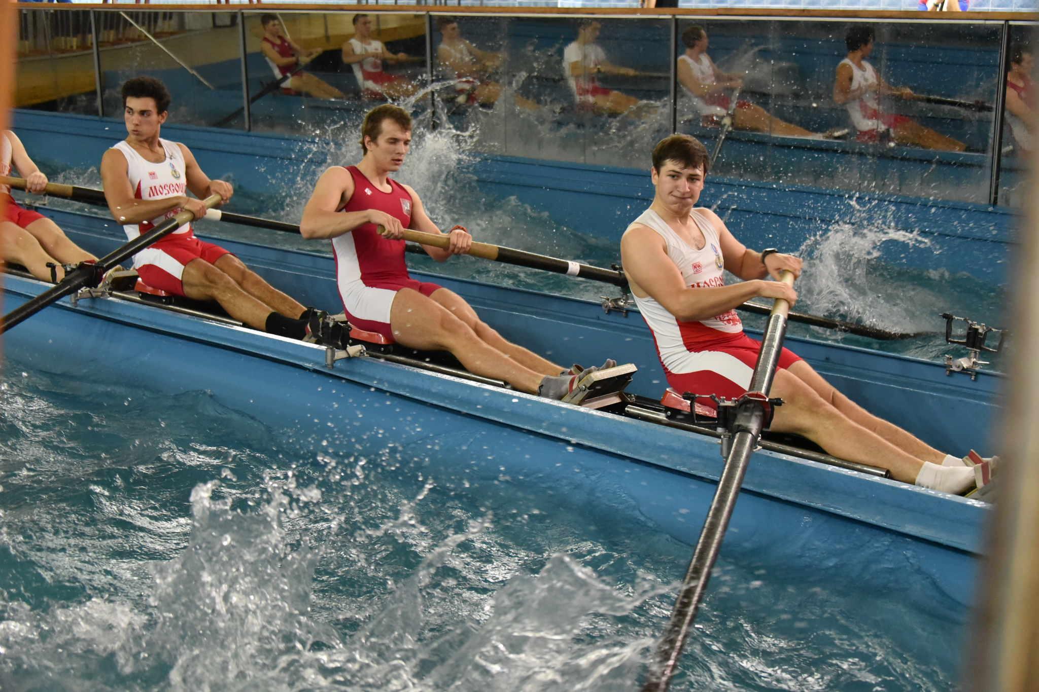 Участниками II Зимнего кубка по индор-гребле стали более 250 спортсменов