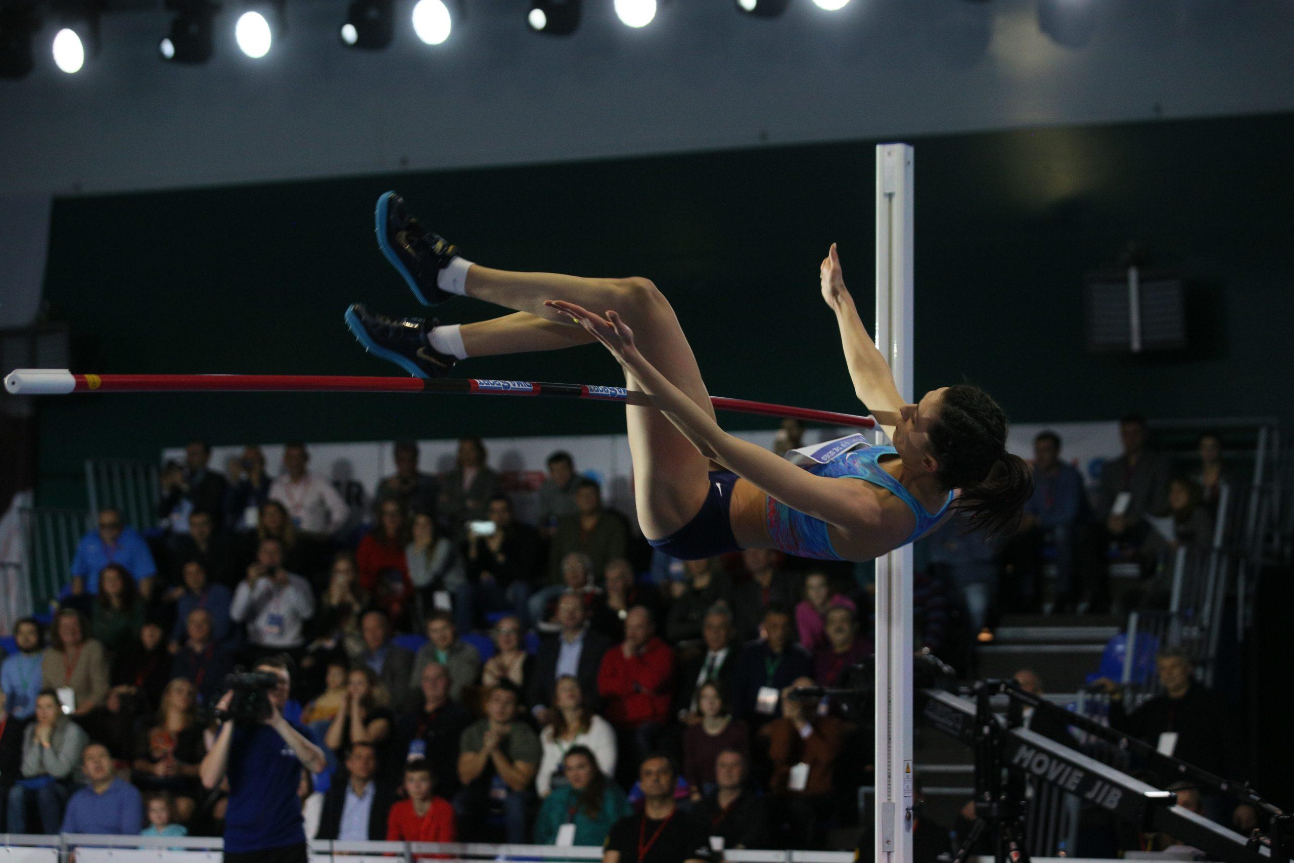 Всероссийский фестиваль прыжков с шестом. Фото: Антон Гердо, «Вечерняя Москва»