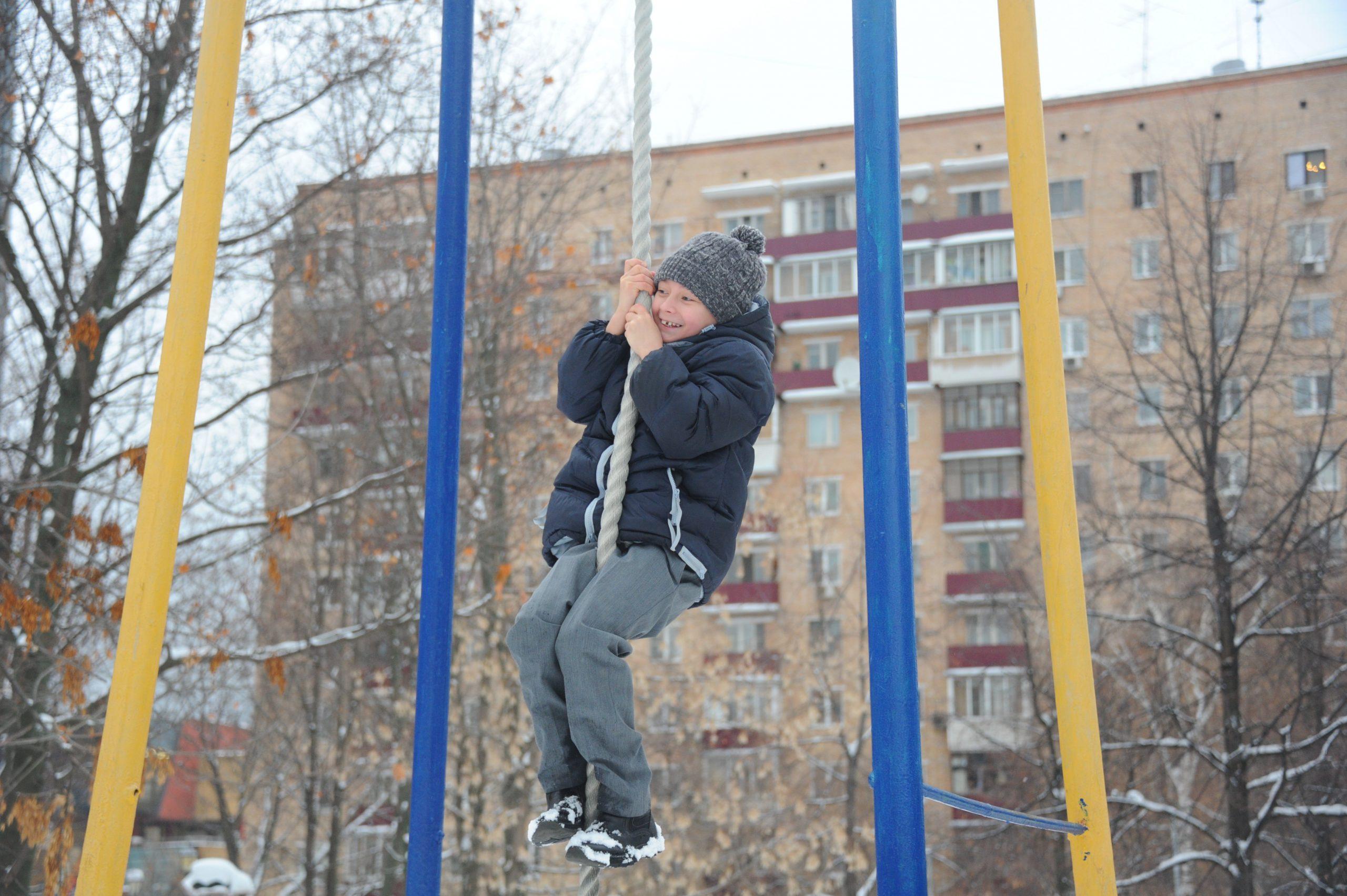 Рыцарский турнир провели в школе №2065 поселения Московский. Фото: Светлана Колоскова, «Вечерняя Москва»
