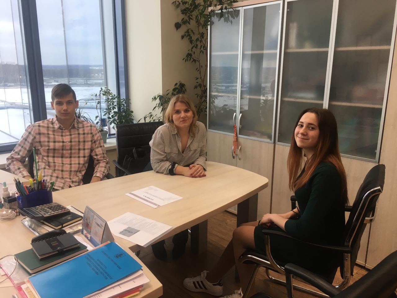 Представители Молодежной палаты Роговского провели онлайн-совещание