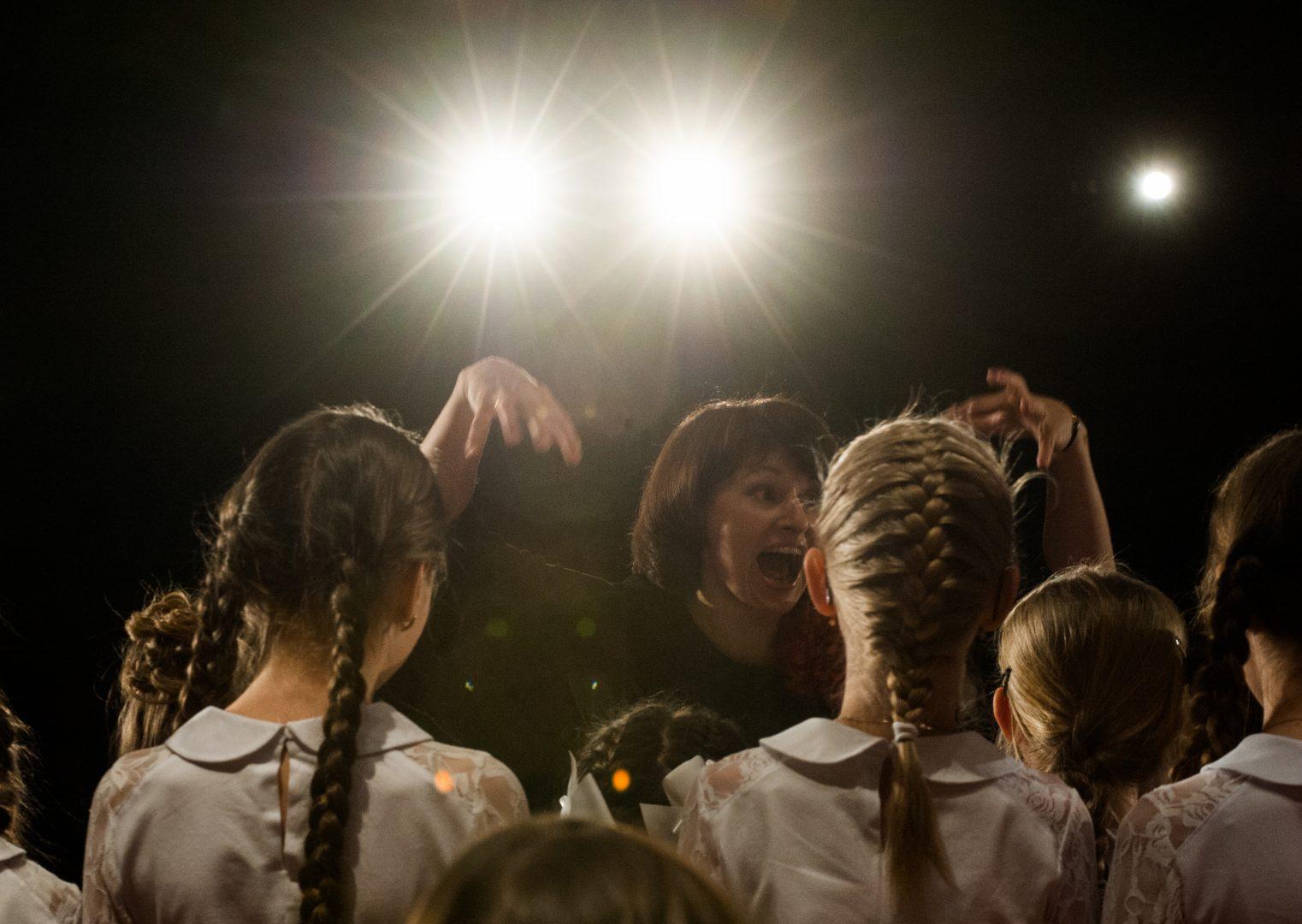 Эксперты подведут итоги конкурса в Вороновской детской школе искусств. Фото: Александр Кожохин «Вечерняя Москва»