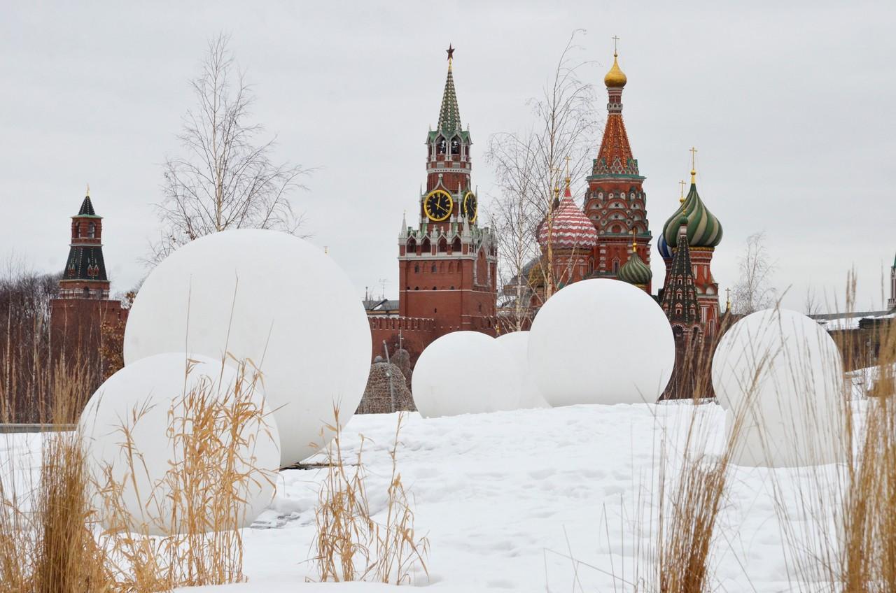 Московская среда принесет заморозки