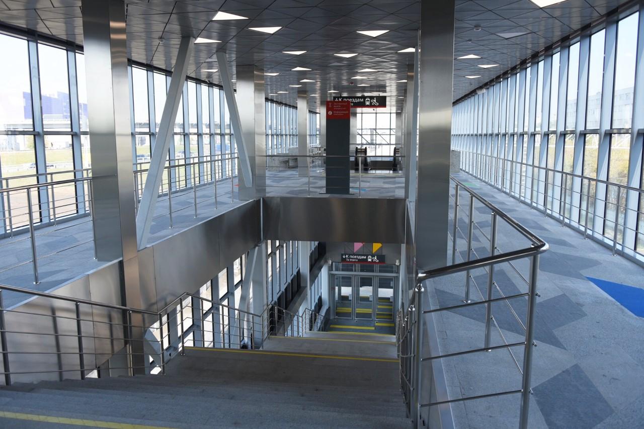 На участке от метро «Улица Новаторов» до «Коммунарки» возведут семь ТПУ