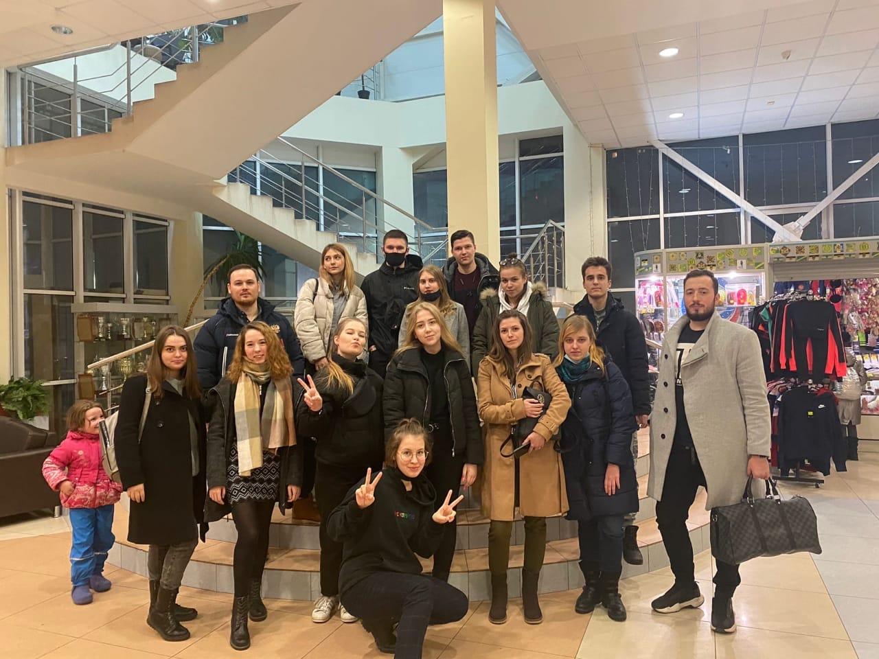 Представители Молодежной палаты Десеновского приняли участие во встрече блогеров