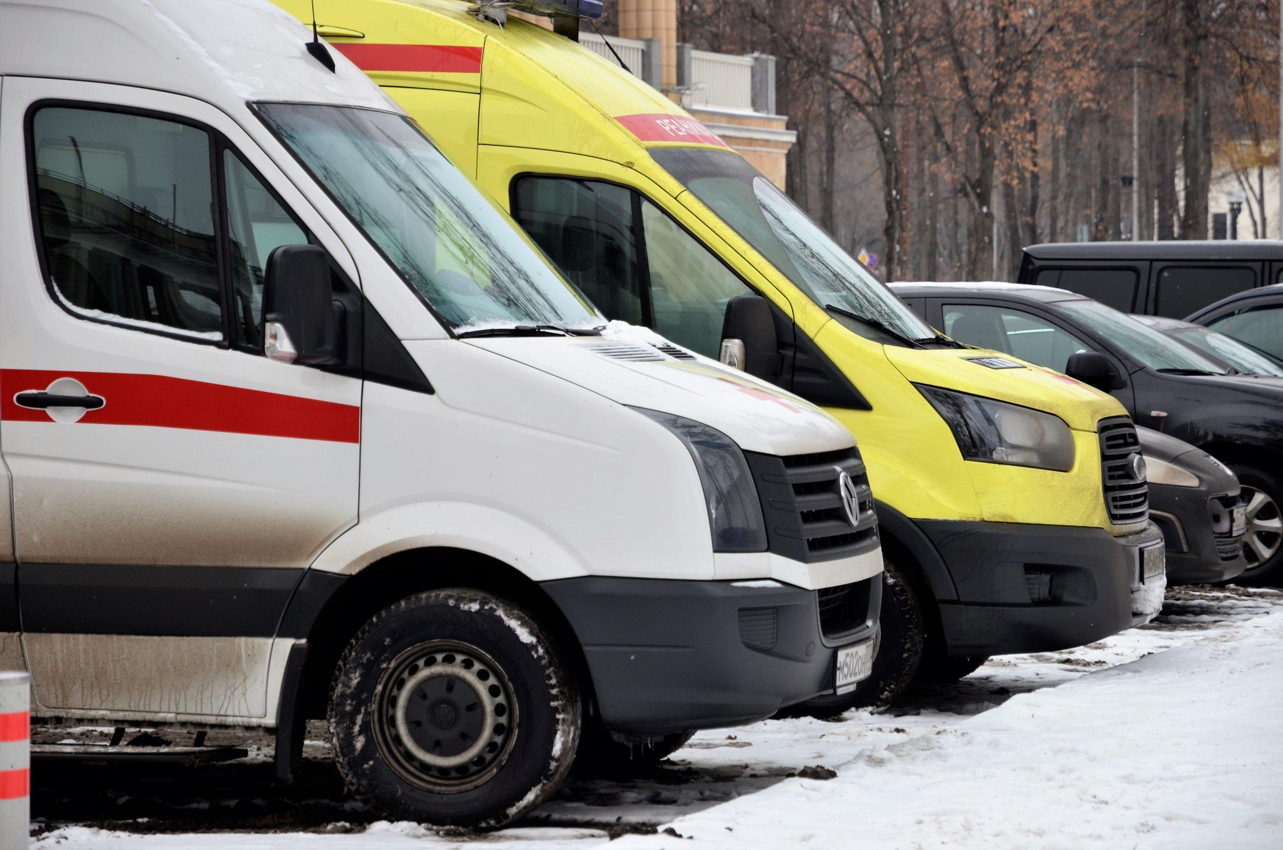 Подстанцию скорой помощи на 20 машиномест возведут в поселении Московский. Фото: Анна Быкова