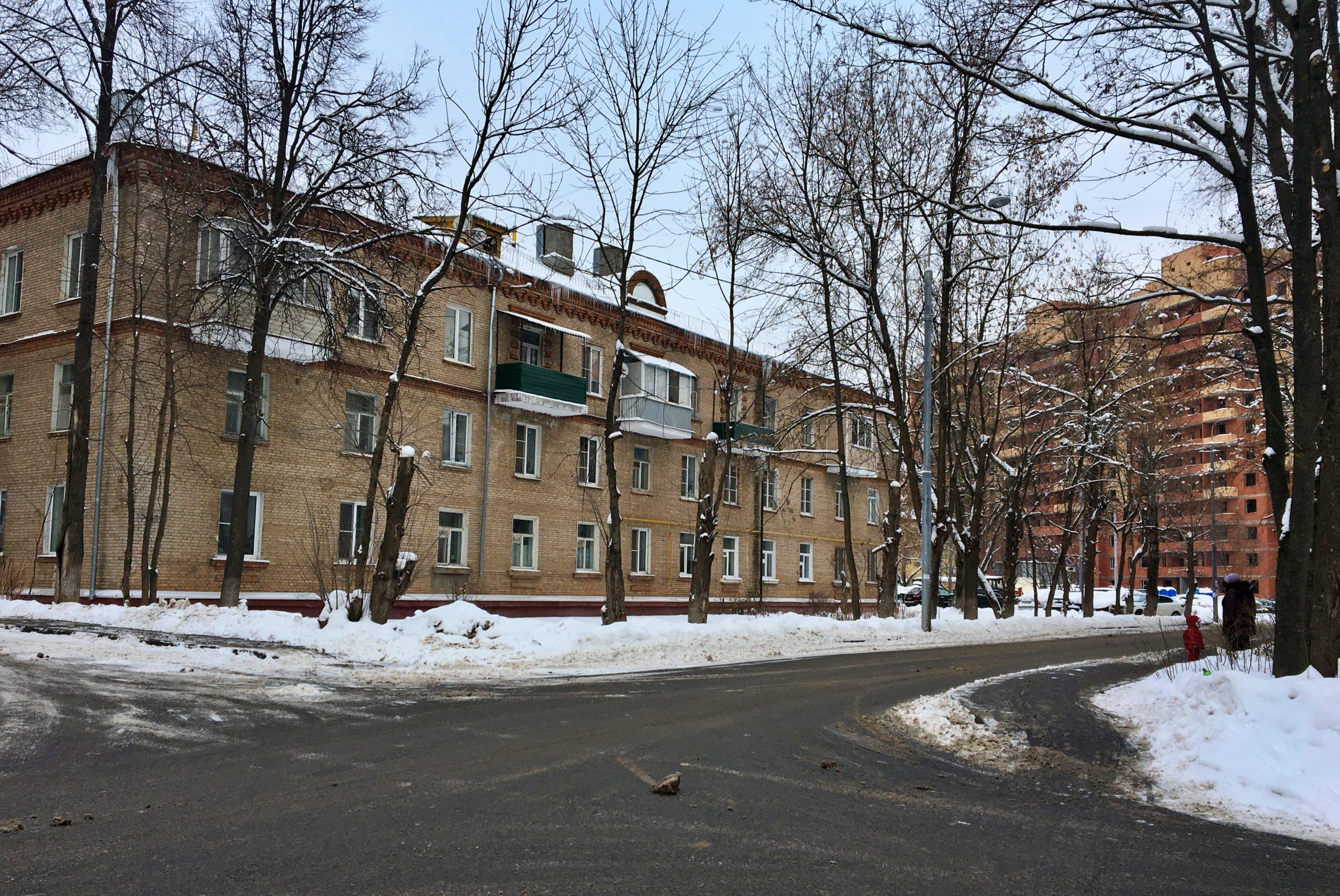 Теплая погода ожидается в Москве в воскресенье