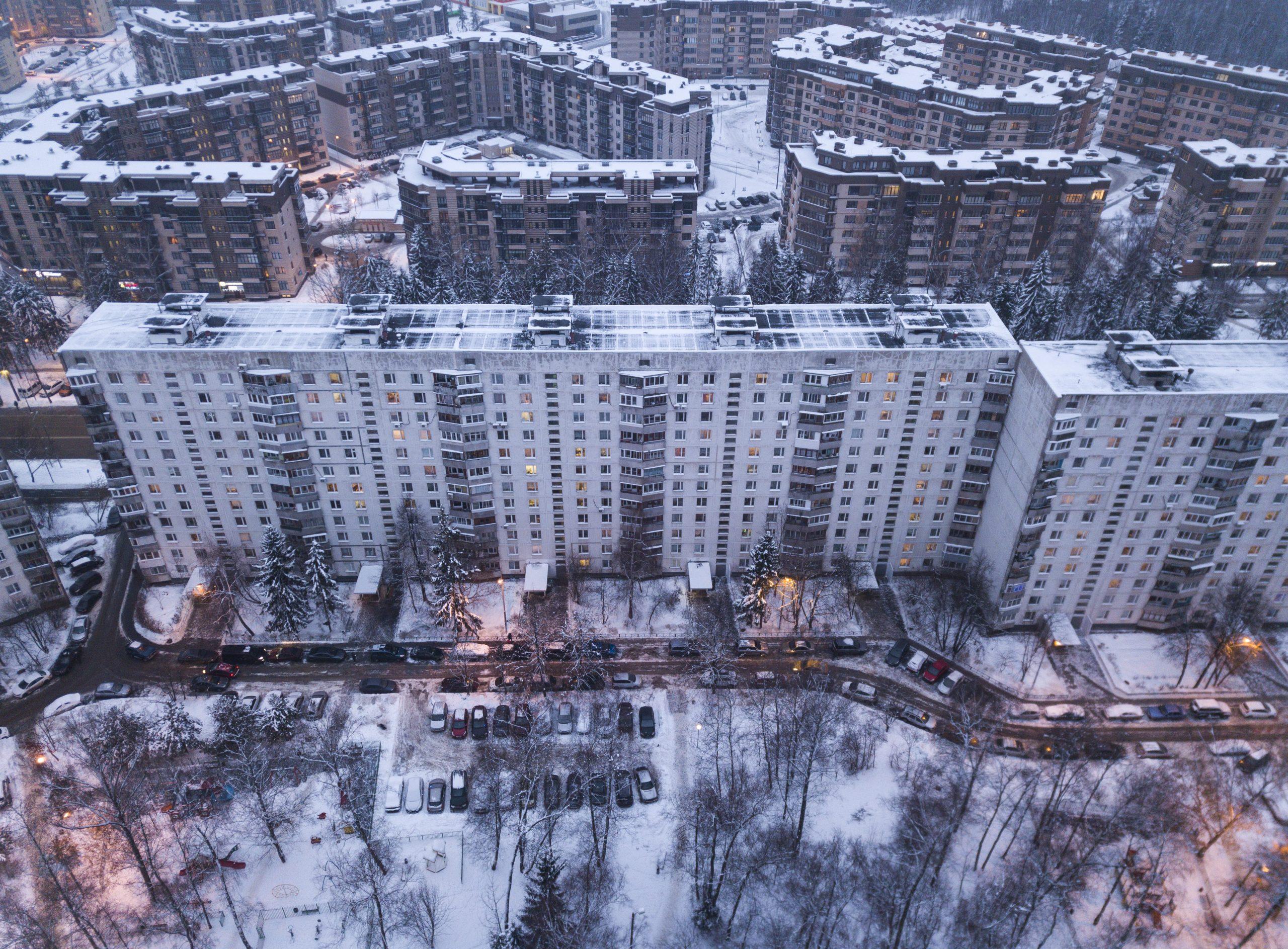 Развитие социальной инфраструктуры увеличит численность населения Новой Москвы. Фото: Александр Кожохин, «Вечерняя Москва»
