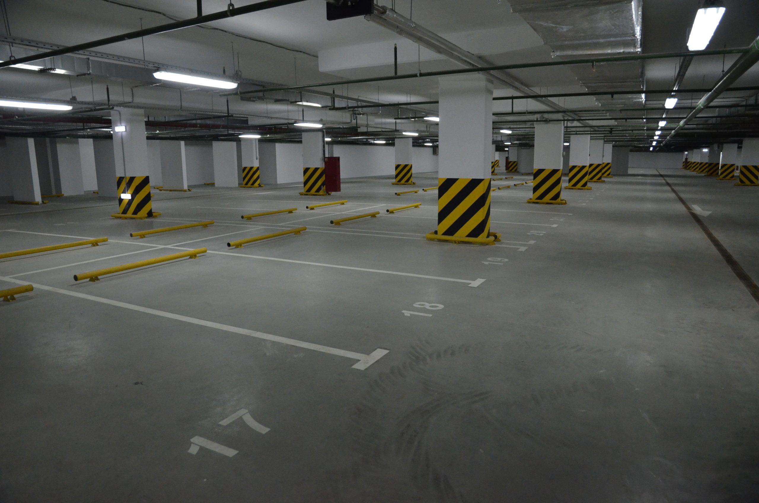 Новые парковочные комплексы появятся в Троицком и Новомосковском административных округах