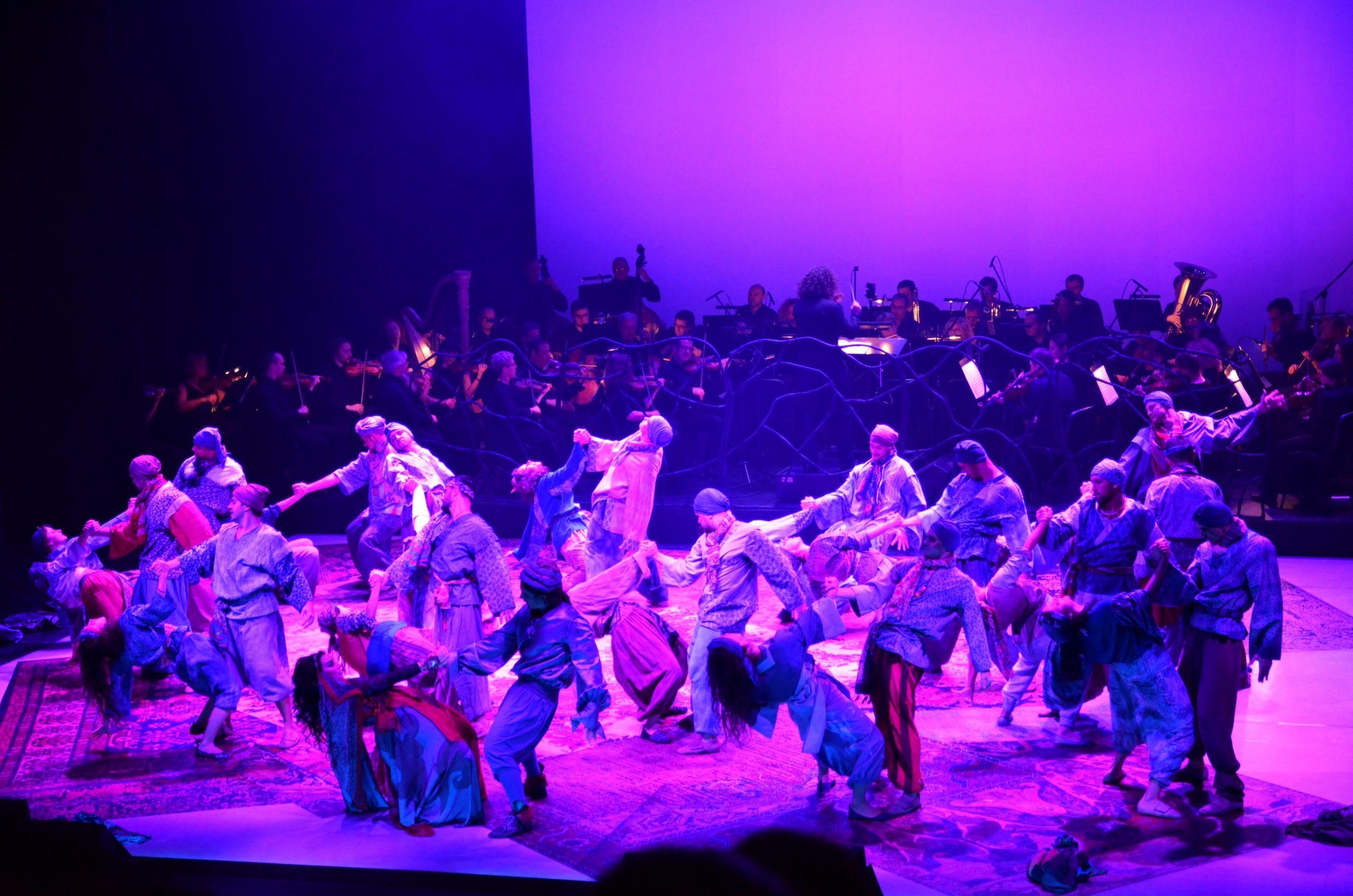 Ежегодная акция «Ночь театров» снова пройдет в Москве