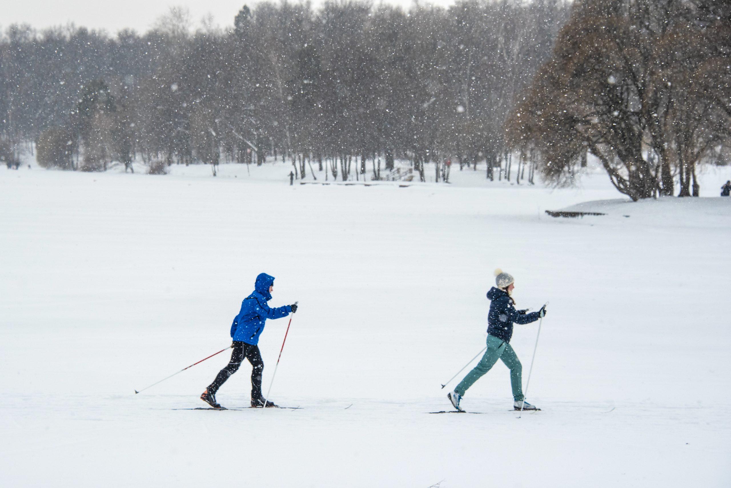 Регистрацию на соревнования «Горячая лыжня» завершили в поселении Кленовское