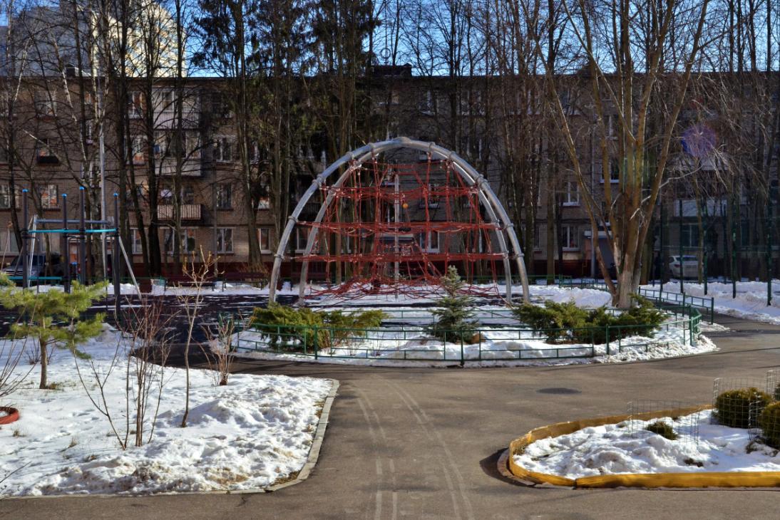 Работы по подготовке к весенне-летнему отопительному периоду прошли в Кокошкино. Фото: Анна Быкова