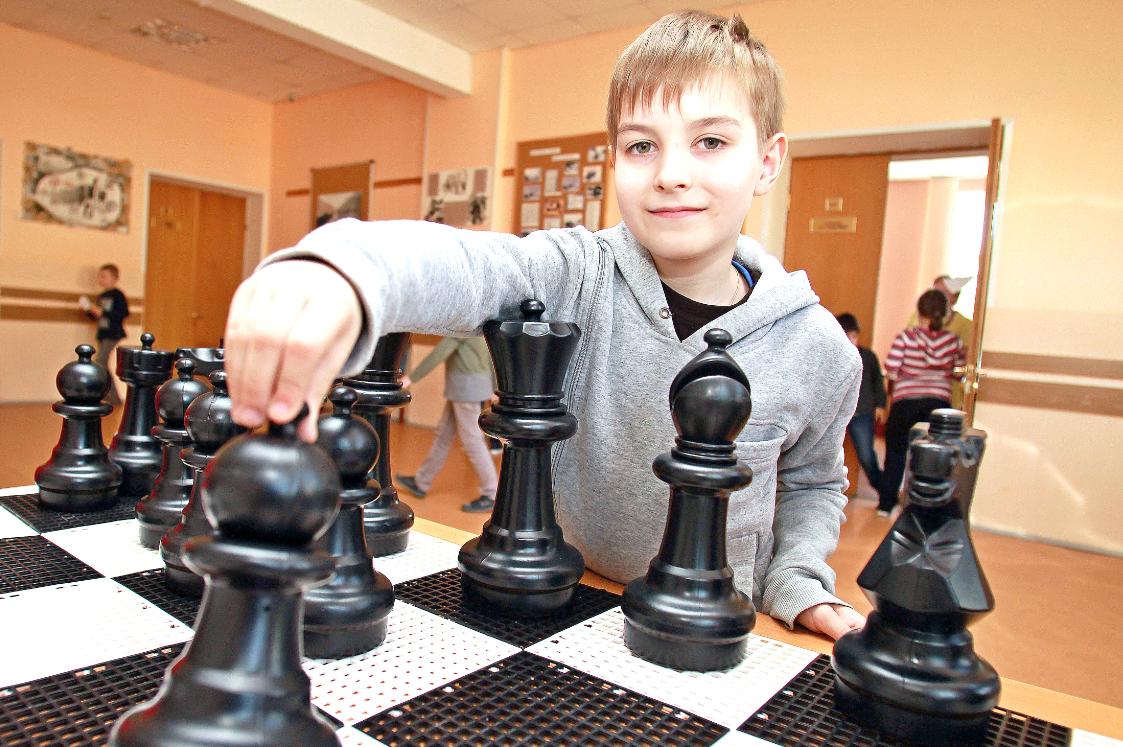 Жители поселения Михайлово-Ярцевское примут участие в шахматном турнире