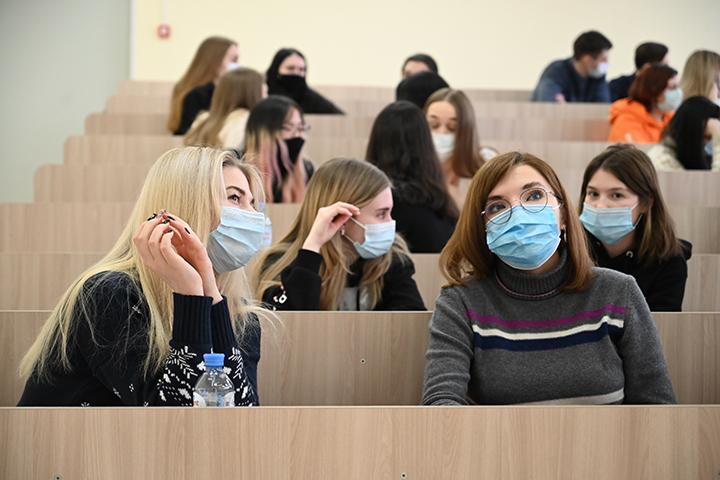 Правительство Москвы поможет студентам с трудоустройством. Фото: Алексей Орлов, «Вечерняя Москва»