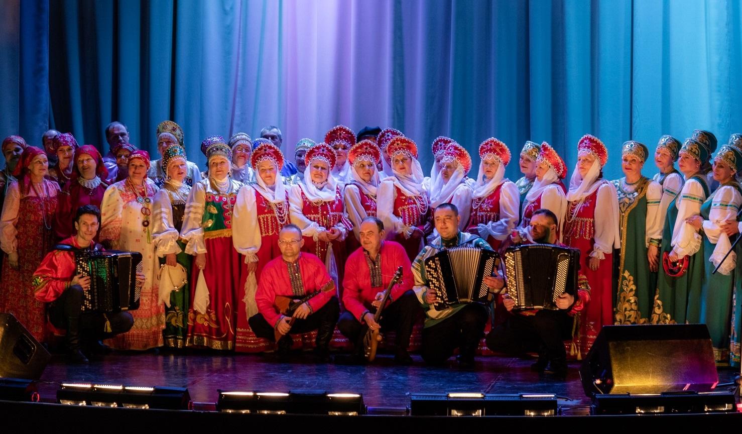 Фестиваль народного творчества «Семеновна» пройдет в Краснопахорском