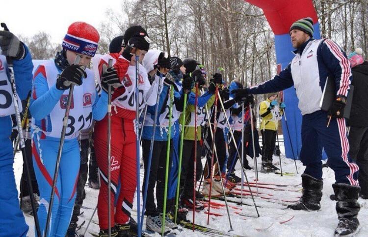 Лыжную гонку проведут в поселении Роговское