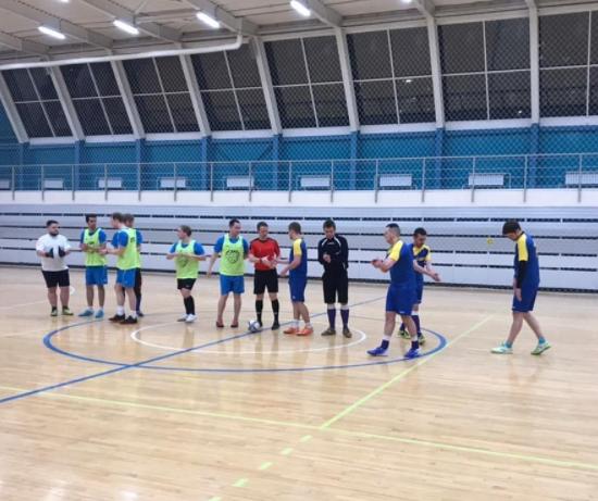 Спортсмены клуба «Заря» поселения Щаповское сыграют решающие матчи на турнире по мини-футболу
