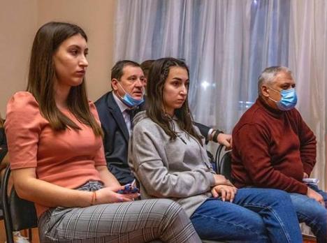 Собрание Молодежной палаты состоялось в городском округе Щербинка