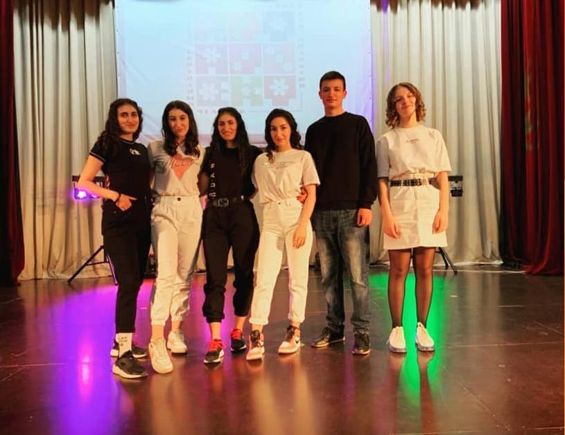 Активисты Молодежной палаты городского округа Щербинки побывали на творческом вечере