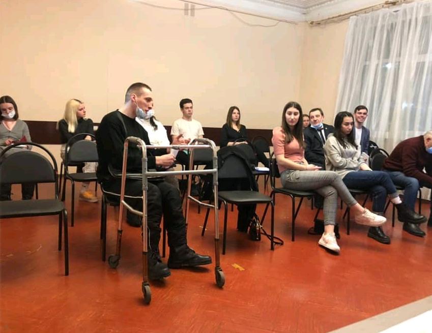 Собрание Молодежной палаты состоится в городском округе Щербинка. Фото: официальная страница МП Щербинки