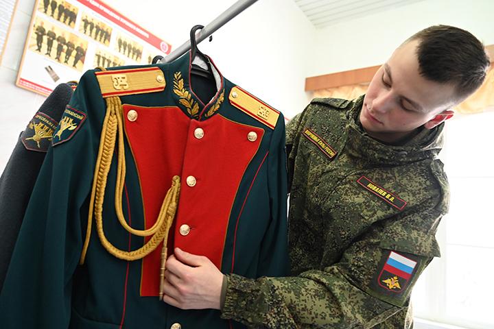 Весенний призыв на военную службу начнется в Сосенском. Фото: Алексей Орлов, «Вечерняя Москва»