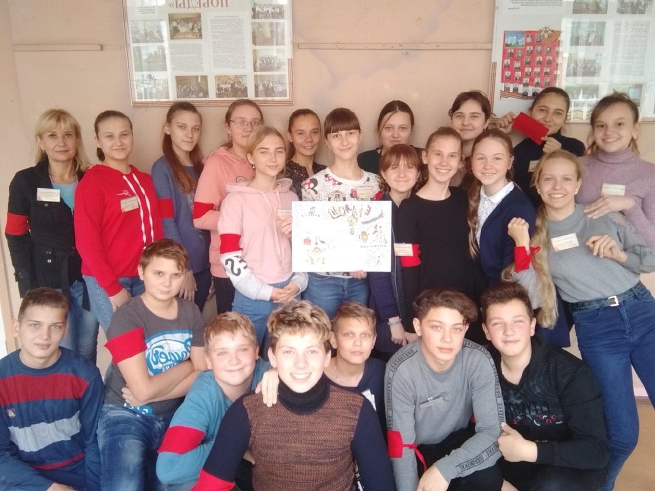 Сотрудников Дома культуры «Коммунарка» поселения Сосенское наградили за оказание гуманитарной помощи