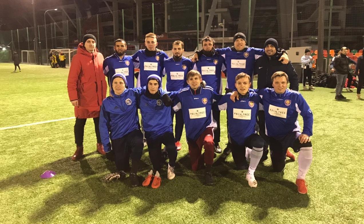 Победу в полуфинале Лиги Чемпионов Urban Cup одержала команда из Внуковского