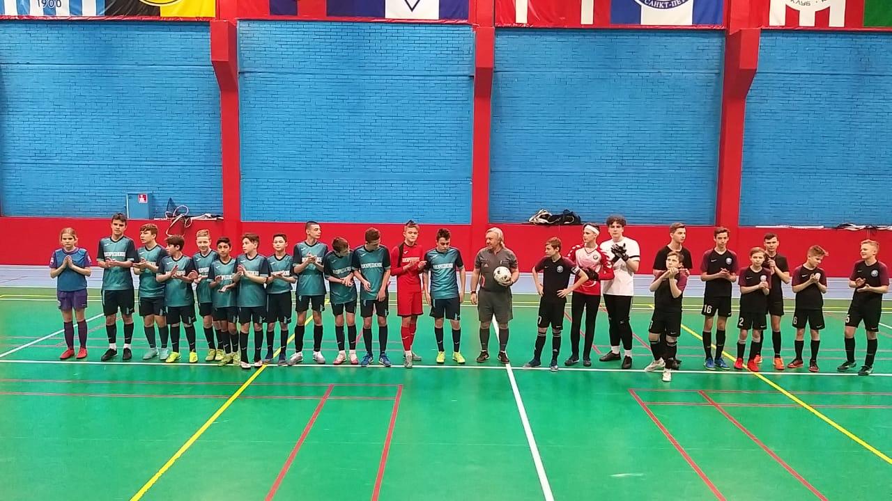 Футбольная команда Дома культуры и спорта «Воскресенское» выиграла матч