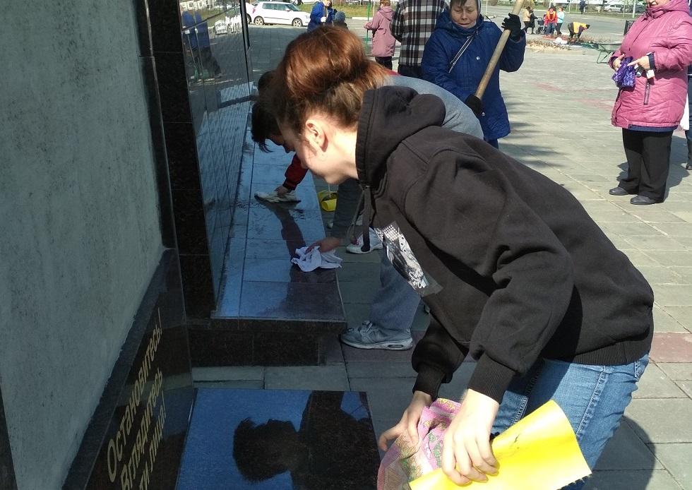Молодые парламентарии Новофедоровского примут участие в мемориально-патронатной акции