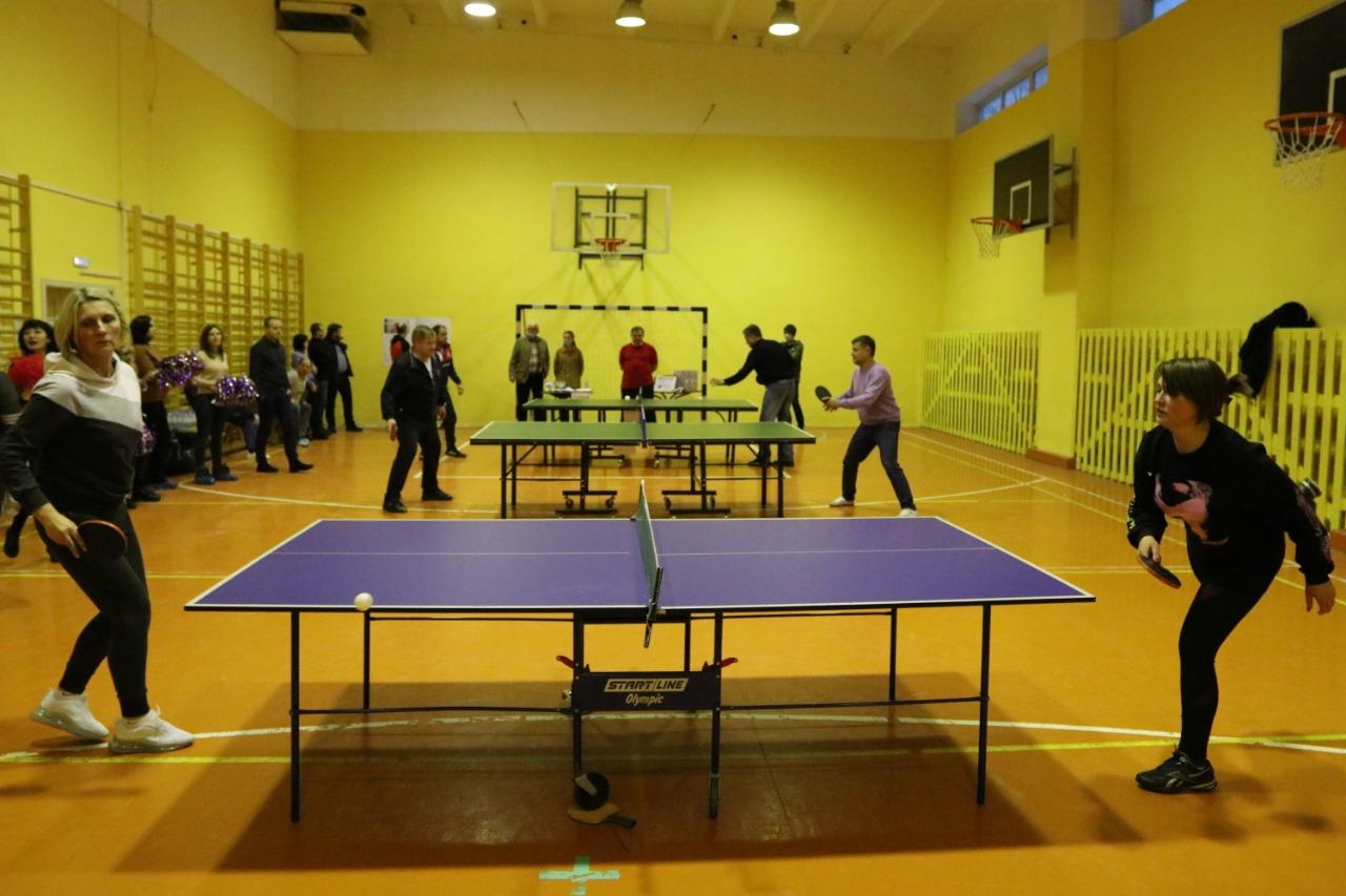 Турнир по настольному теннису проведут в поселении Воскресенское