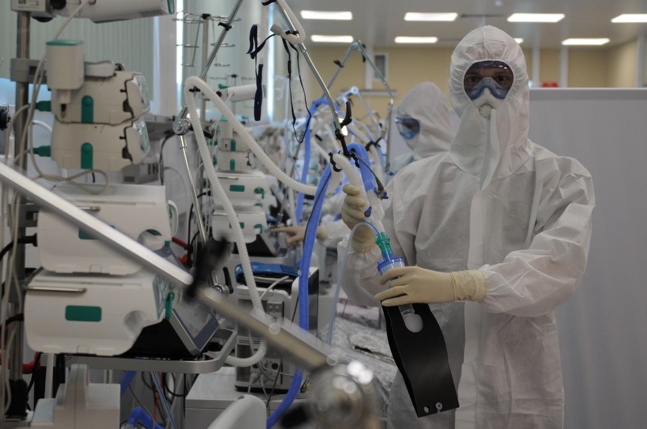 Врачи выявили новые случаи заражения коронавирусом в Москве
