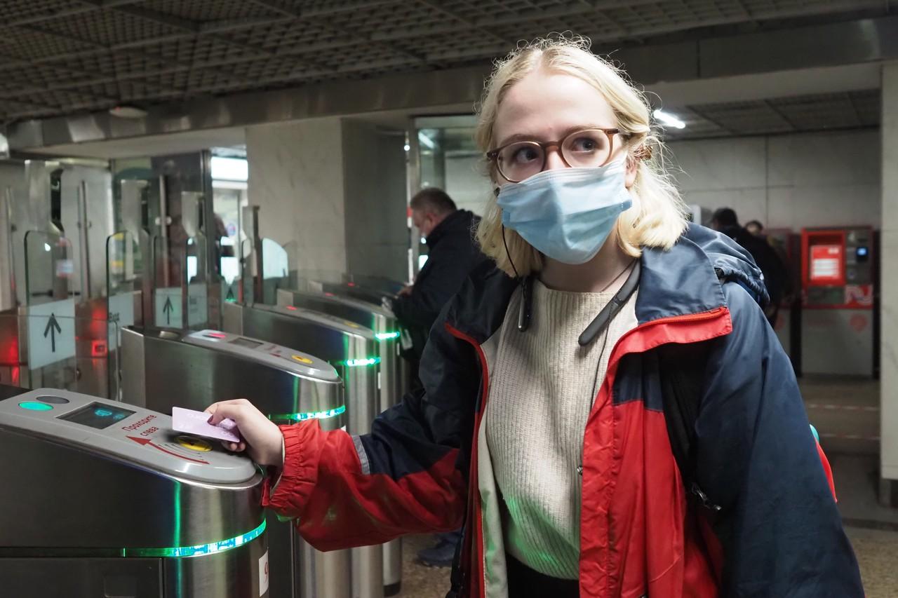 Пассажиры метро оплатили проезд банковскими картами рекордное количество раз
