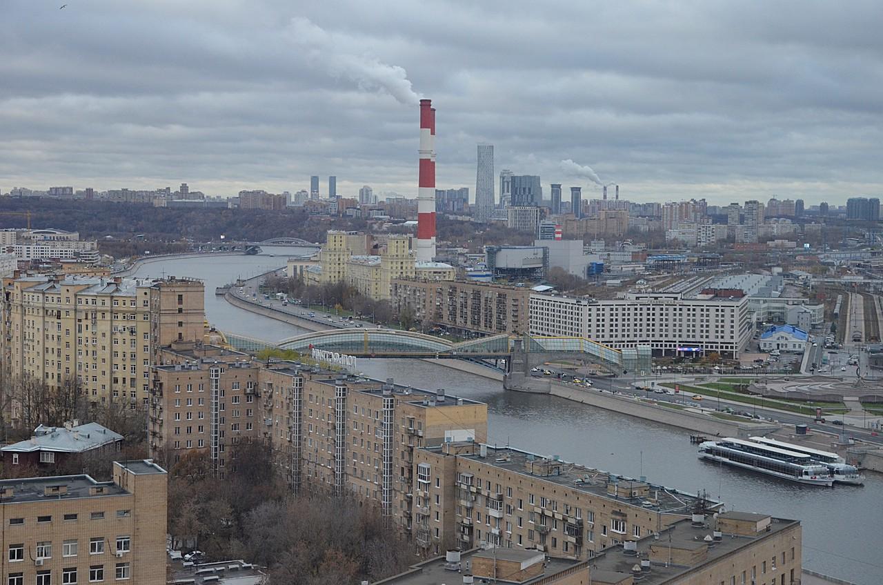 Воздух в Москве прогреется до плюс 16 градусов в четверг