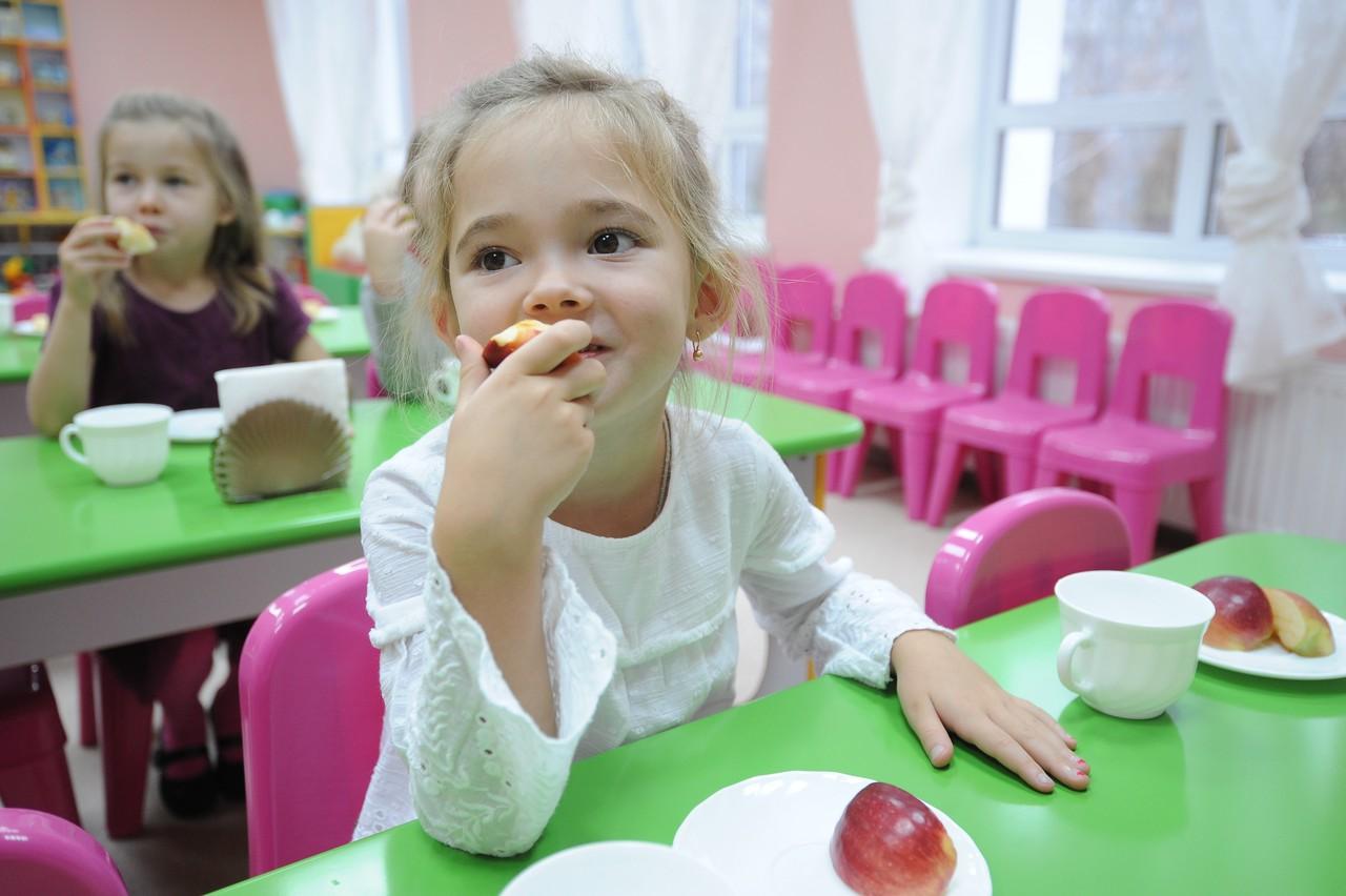 Трехэтажный детский сад в Новой Москве планируют ввести в эксплуатацию в мае