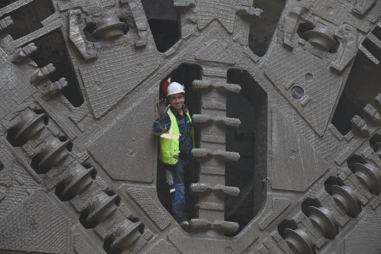 Южный участок Троицкой линии метро могут начать строить в этом году