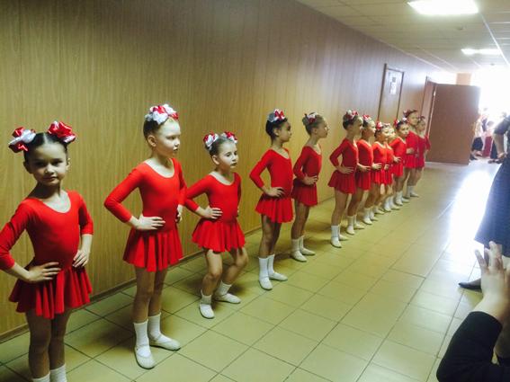 Концерт прошел в Михайлово-Ярцевской детской школе искусств