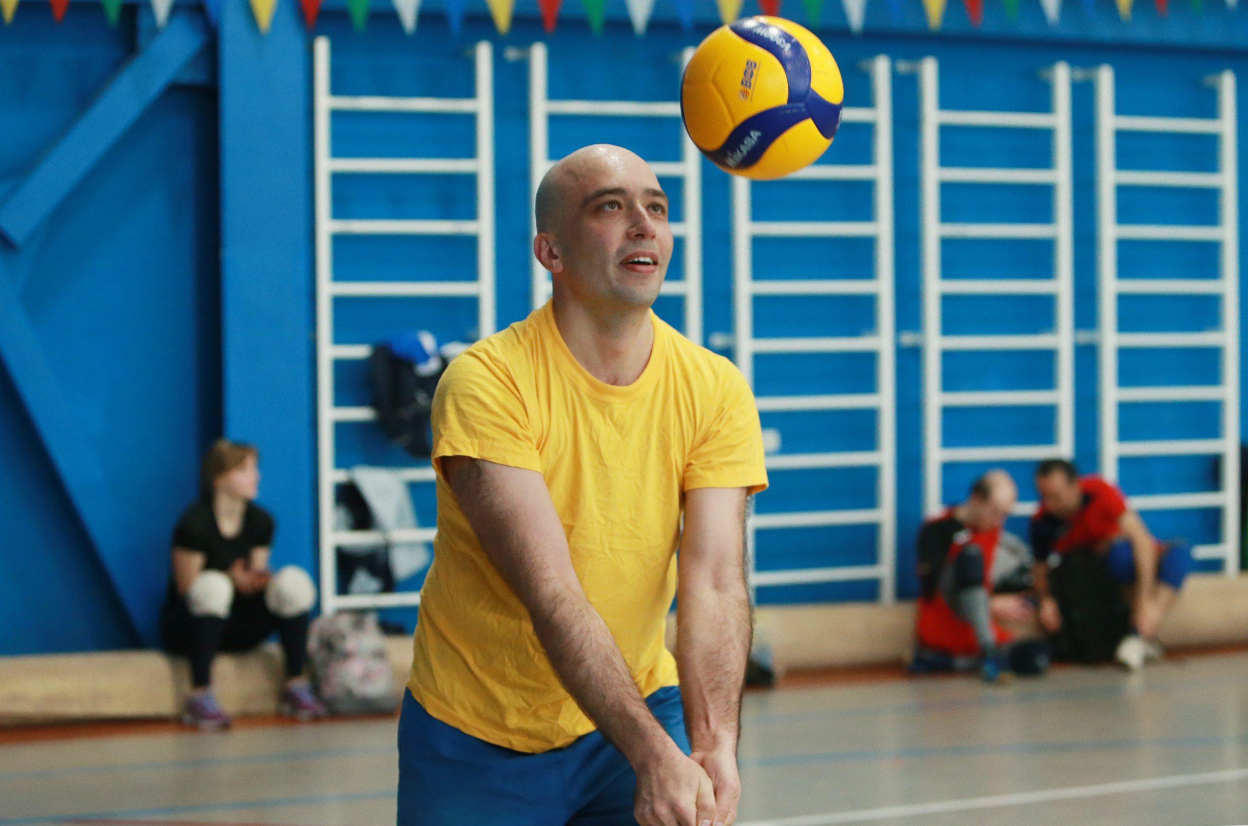 Турнир по волейболу состоится в Центре культуры и спорта «Филимонковское»