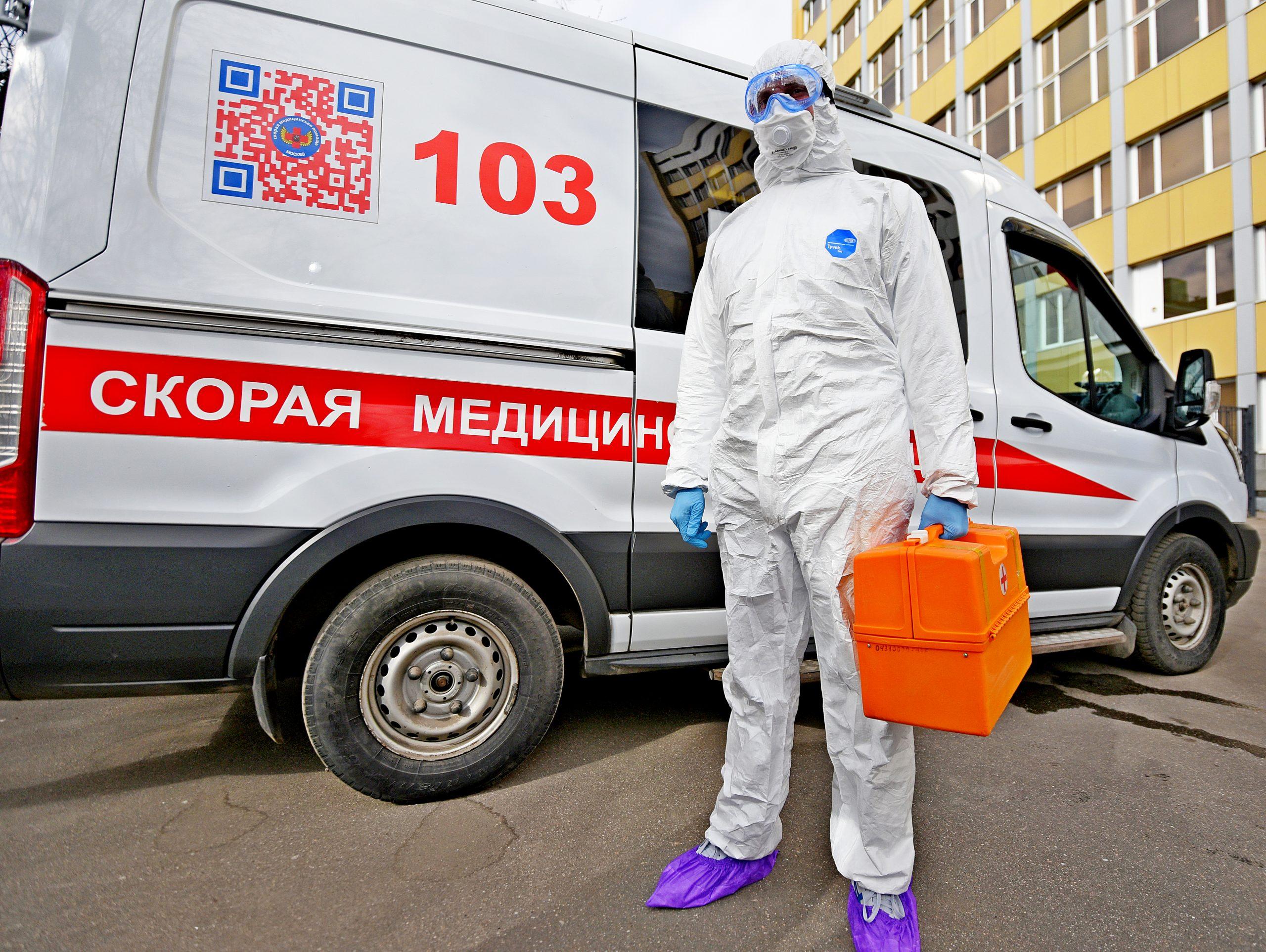 Новыми носителями COVID-19 в Москве стали почти 2,7 тысячи человек