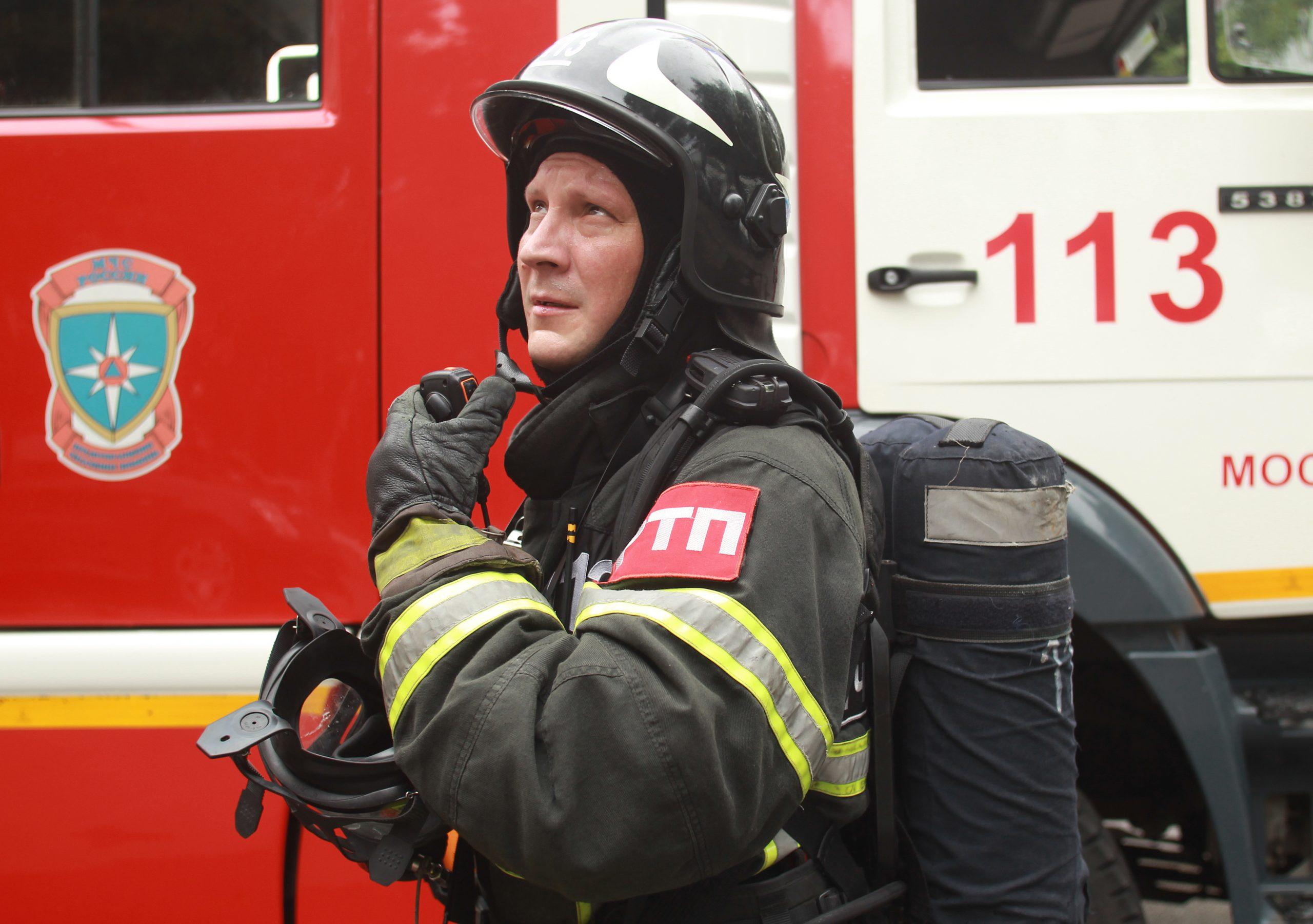 Начался пожароопасный сезон. Фото: Наталия Нечаева