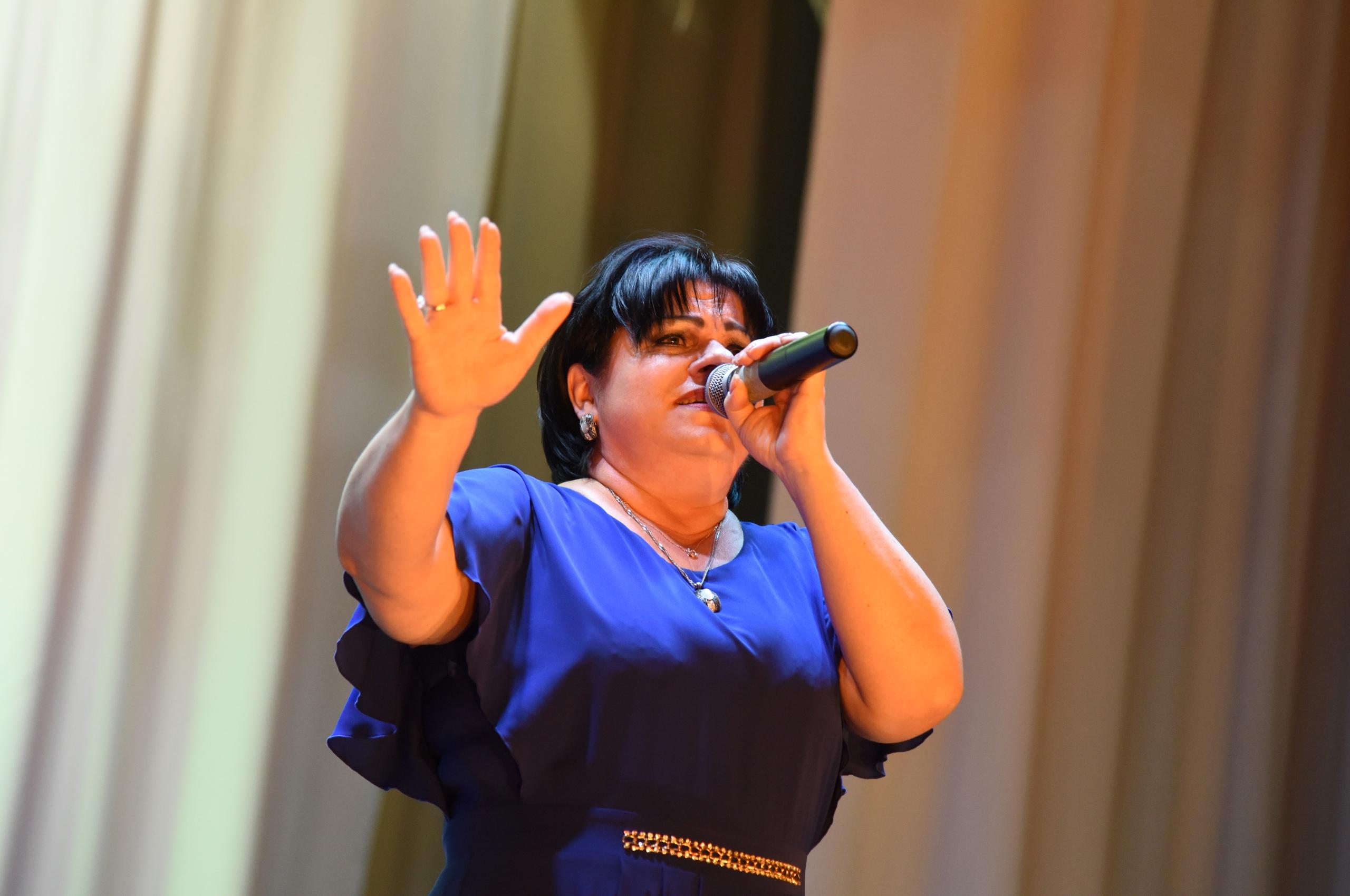 Фестиваль-конкурс «Поющий май» прошел в Краснопахорском