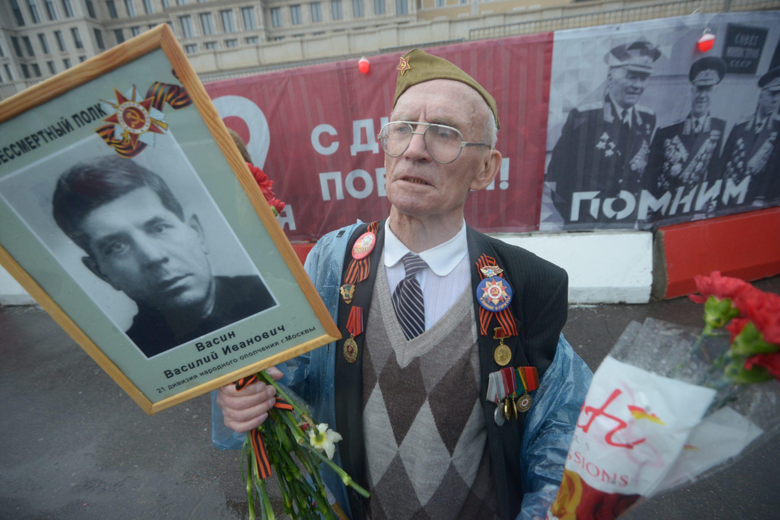 Подготовку к акции «Бессмертный полк» начали в Доме культуры «Юбилейный» в Роговском