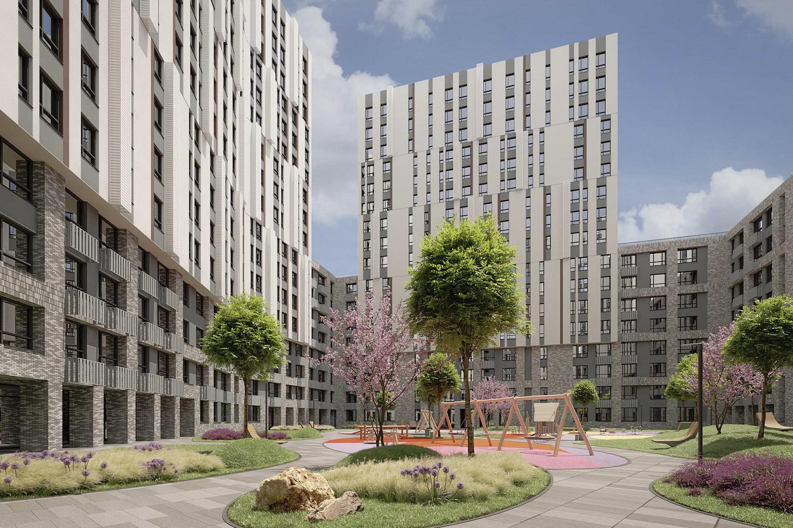 Новый жилой комплекс с двумя «коронами» появится во Внуковском