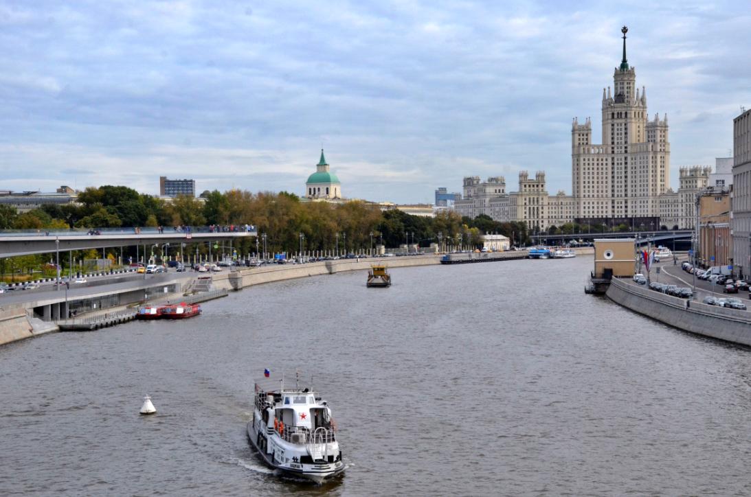 Сезон летней навигации откроют в столице