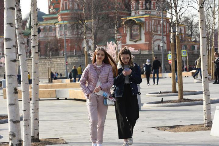 Интерактивный квест по паркам запустили в Москве