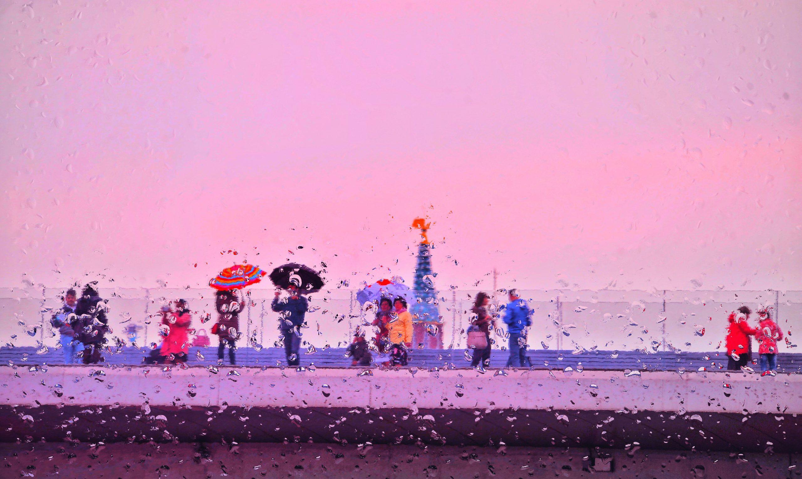 Понадобится зонт. Фото: Анна Каунис, «Вечерняя Москва»
