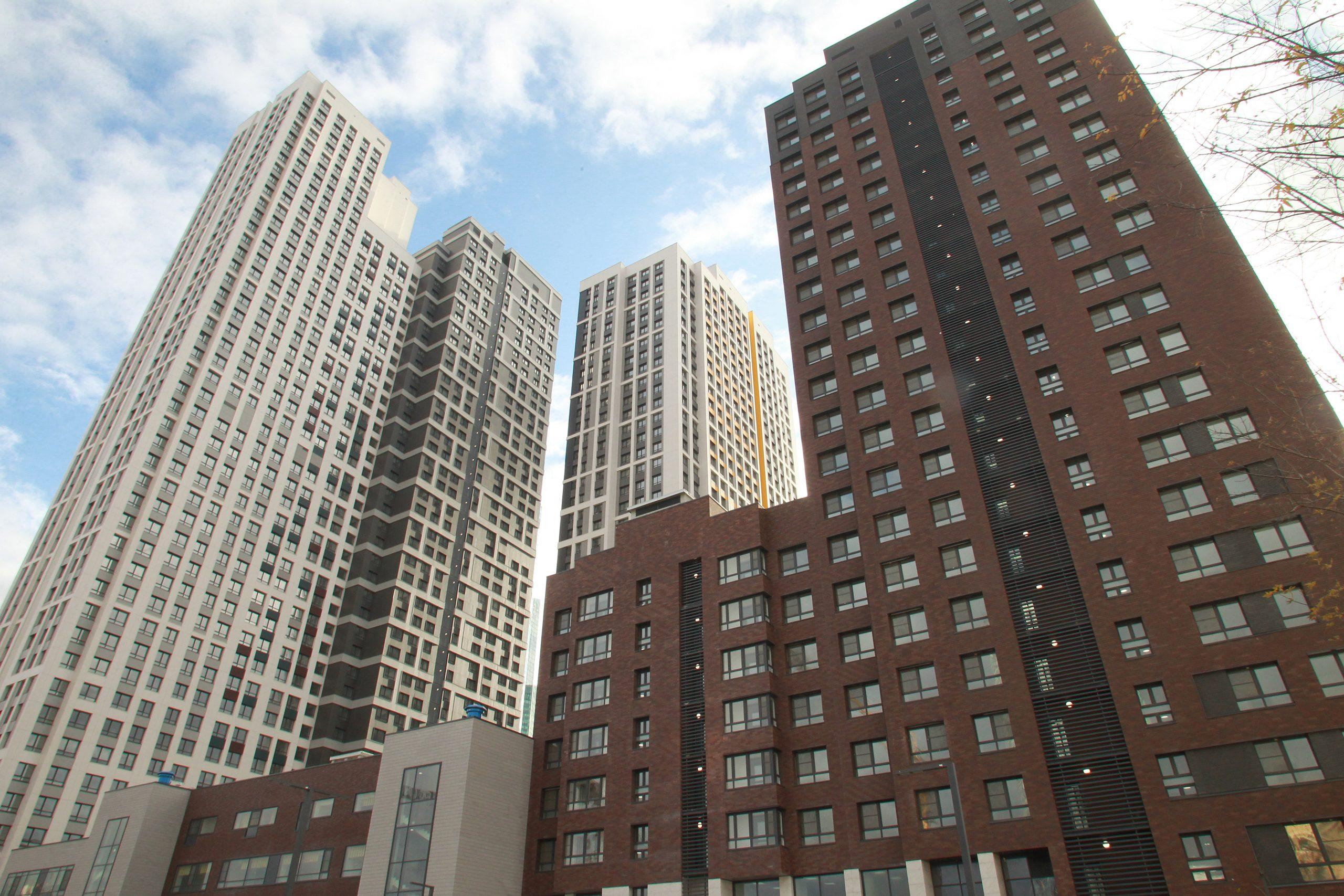 Расходы на жилье в Москве в 2020 году были ниже мировых показателей. Фото: Наталия Нечаева, «Вечерняя Москва»