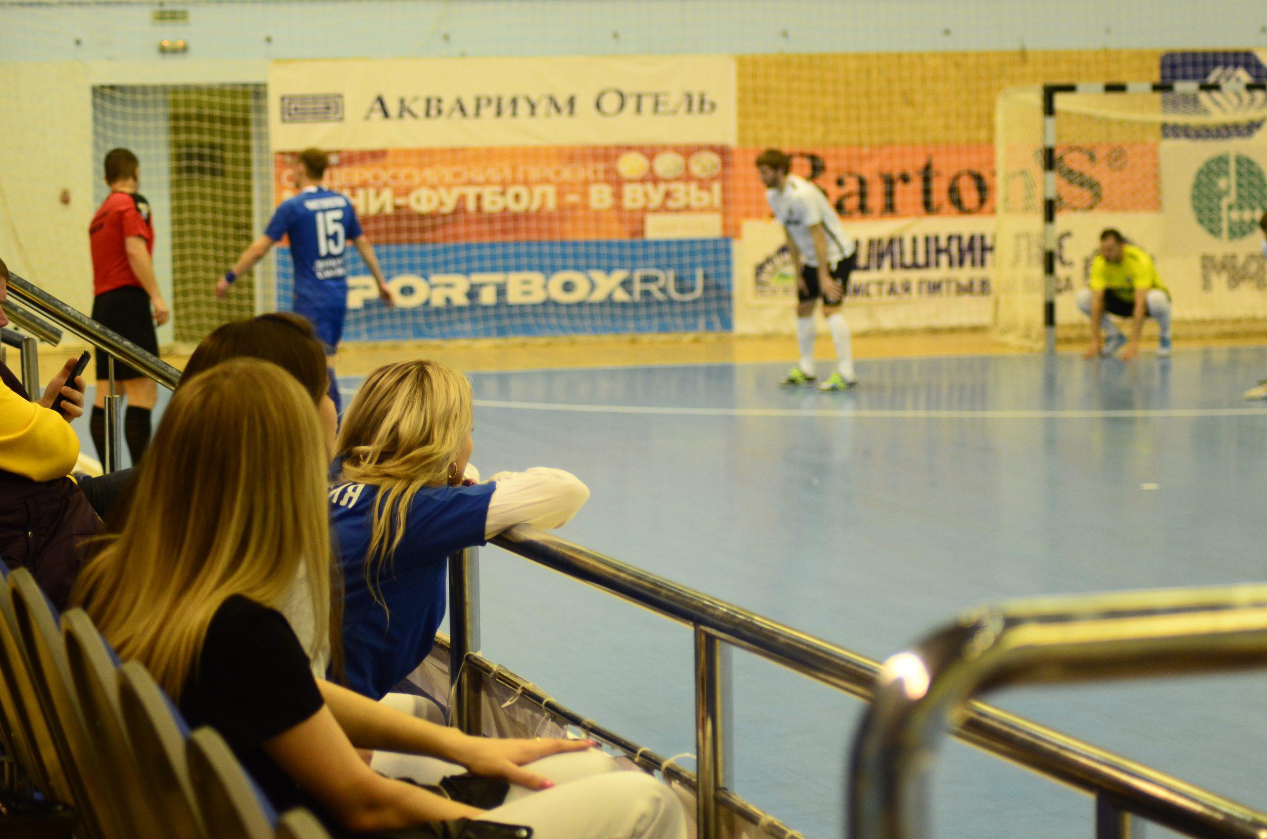 Турнир по мини-футболу пройдет в Центре культуры и спорта «Филимонковское»