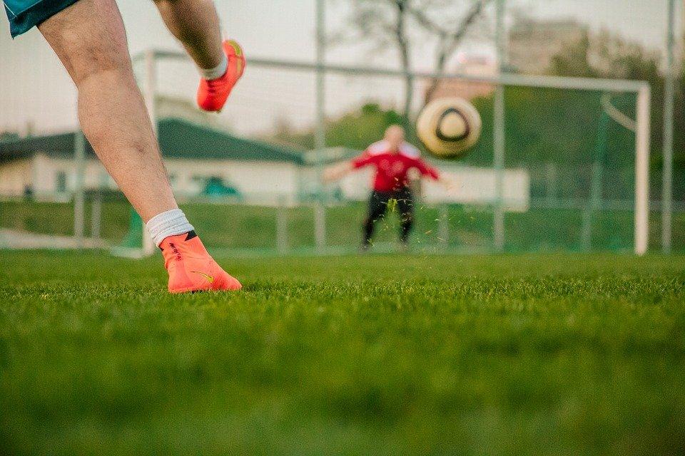 Футбольная команда из Воскресенского одержала победу в финале окружных соревнований